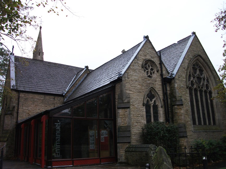 Church of Emmanuel, Barlow Moor Road, Didsbury - Manchester