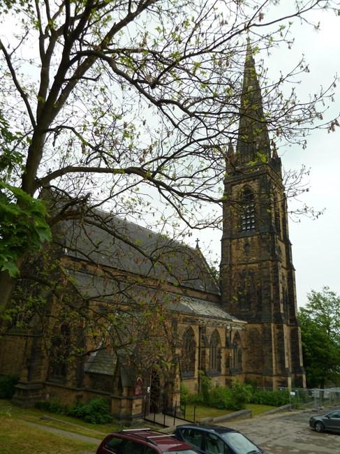 Church of St John, St John's Road, Huddersfield - Kirklees