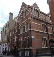 Buddhist Temple, Margaret Street, Marylebone W1 - Westminster, City of