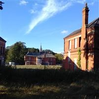Rauceby Hospital, Sleaford / Wilsford / Silk Willoughby - North Kesteven