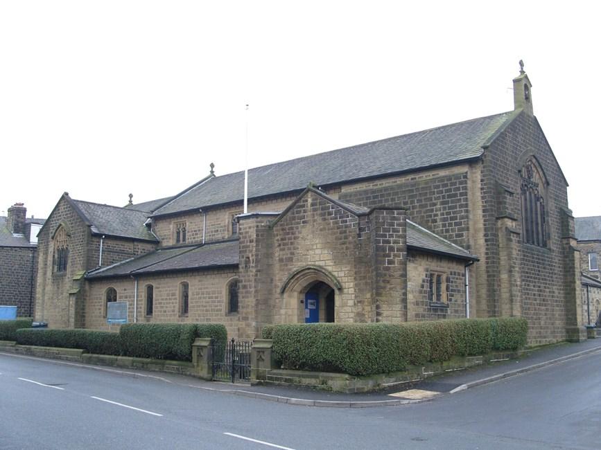 Church of St James, Haworth Road Crossroads, Haworth, Cross Roads and Stanbury - Bradford