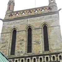 Church of St Nicholas, Church Plain, Great Yarmouth - Great Yarmouth