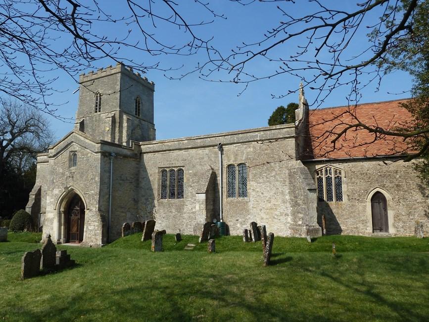Church of St Mary the Virgin, Church Lane, Ludgershall - Aylesbury Vale