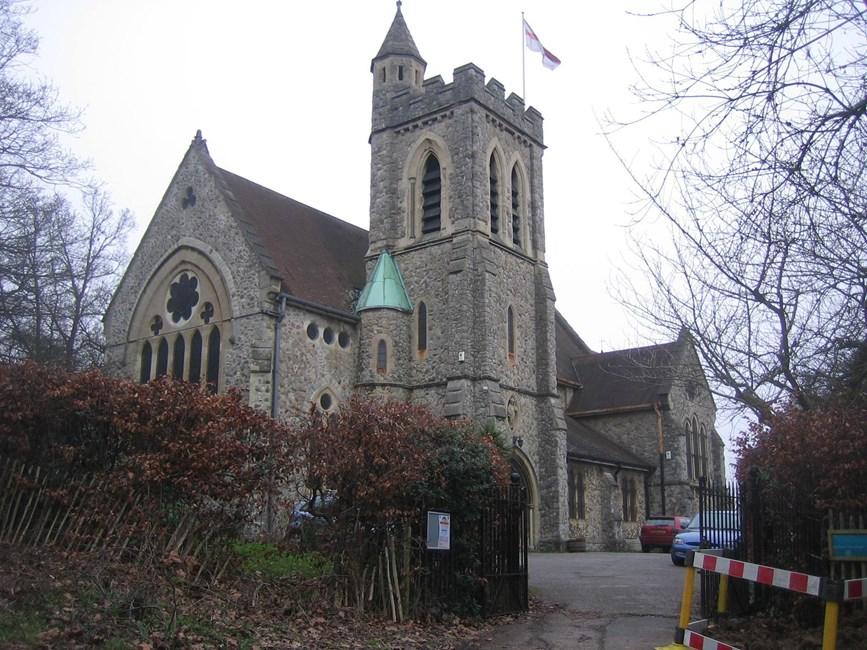 Church of St Augustine, Honor Oak Park, Camberwell, Southwark SE23 - Southwark
