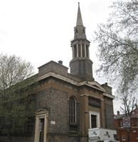 St George's Cathedral (formerly Christ Church), Albany Street, Camden Town NW1 - Camden