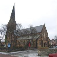 Church of St James, Victoria Road, New Brighton - Wirral