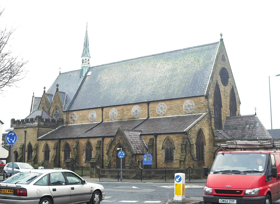 Church of St Nicholas, Bridge Road, Crosby - Sefton