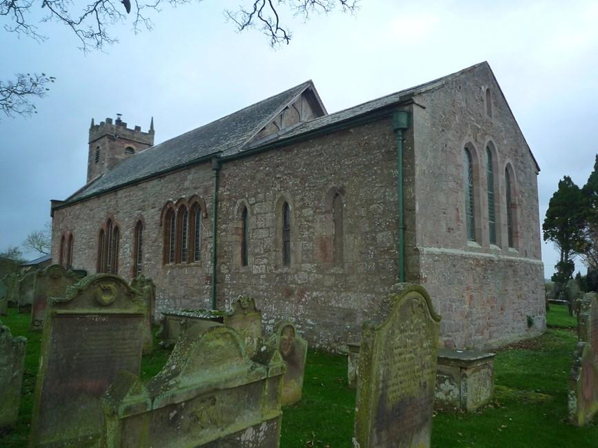 Church of St Mary, Churchtown, Sebergham - Allerdale