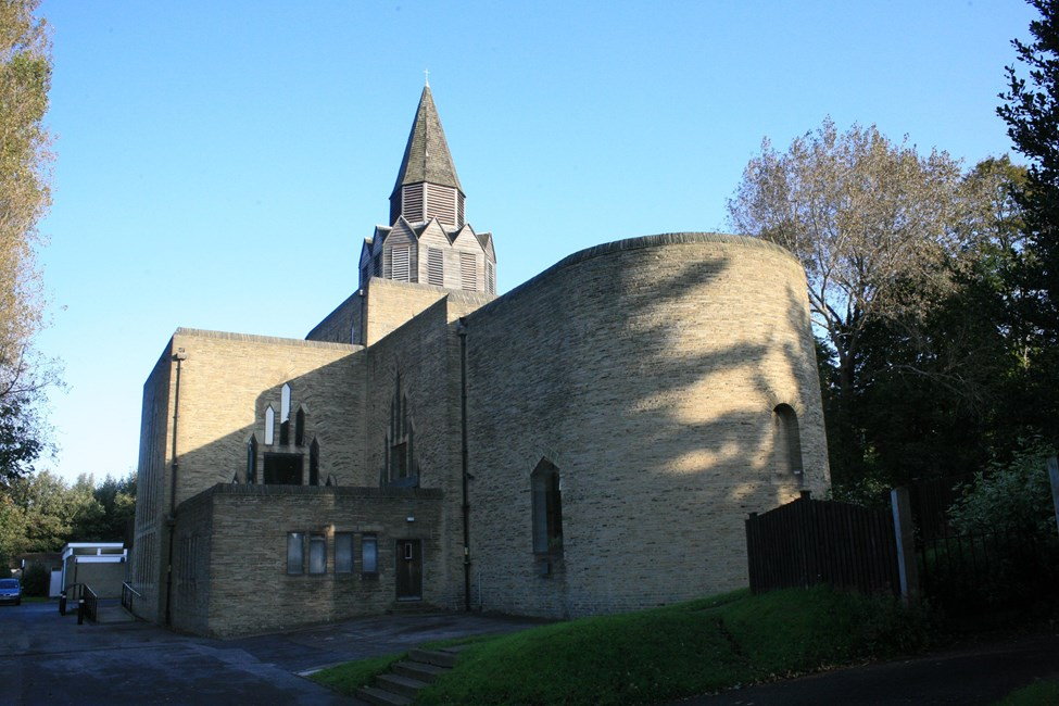 Church of St Wilfrid, Selby Road - Leeds