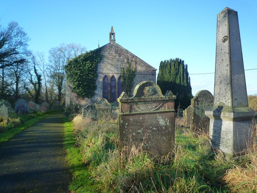 Church of St Hilda, Church Hill, Westward - Allerdale