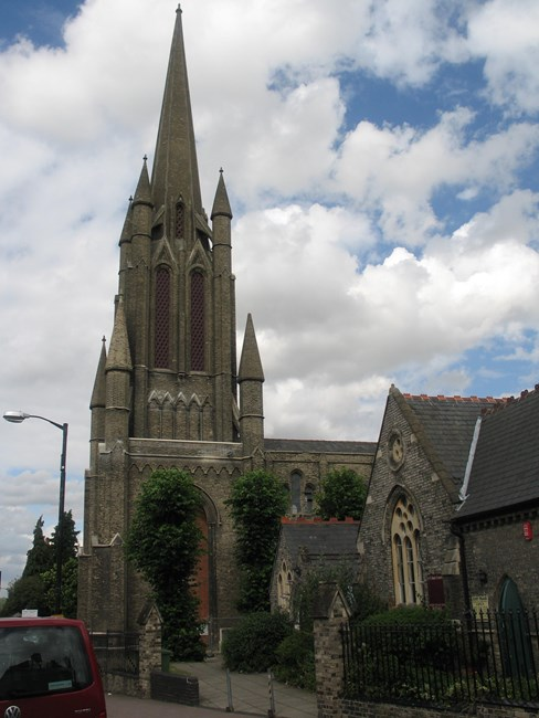 Church of St John, St Johns Street, Bury St. Edmunds - St Edmundsbury