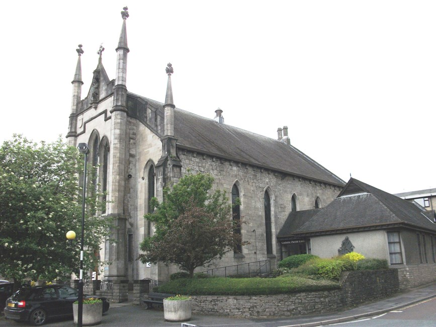 Church of Holy Trinity and St George, New Road, Kendal - South Lakeland