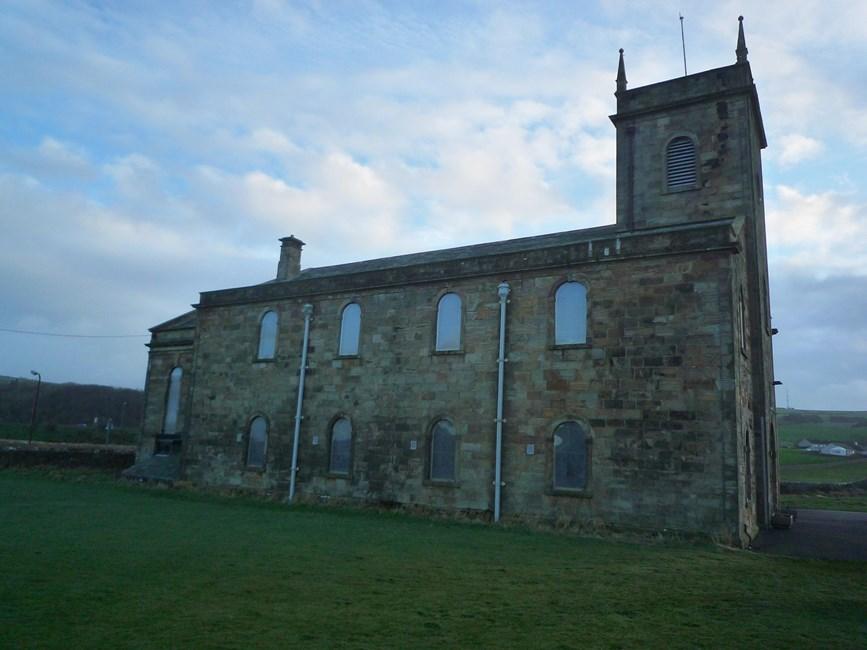 Church of St Bridget, Parton - Copeland