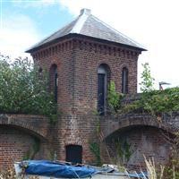 Gunboat Yard Boundary Walls, Watchtowers and Gates, Haslar Gunboat Yard - Gosport