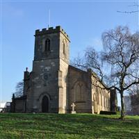 Church of St Peter, Hartley Road, Nottingham - Nottingham, City of (UA)