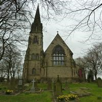 Church of St Thomas, Marsh Hall Lane, Kirkburton - Kirklees
