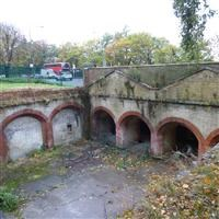 Pedestrian subway under Crystal Palace Parade, Crystal Palace SE19 - Bromley