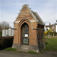 Tomb of Frederick Harold Young, Hammersmith Cemetery, Margravine Road W6 - Hammersmith and Fulham