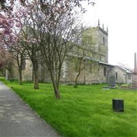 Church of St Mary, High Street, Broughton - North Lincolnshire (UA)