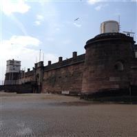 Fort Perch Rock, Marine Promenade, New Brighton, Wallasey - Wirral