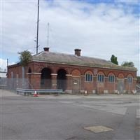 Former Guard House, Haslar Gunboat Yard - Gosport