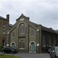 Chapel to south of main hospital block, Langthorne Road E11 - Waltham Forest