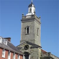 Church of St Peter and St Paul, Market Place, Blandford Forum - North Dorset