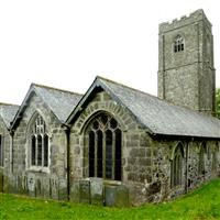 Church of St Nivet, Lanivet - Cornwall (UA)