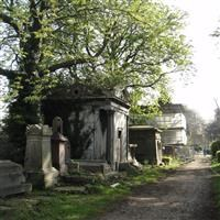 Kensal Green (All Souls) Cemetery W10 - Kensington and Chelsea