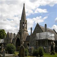 Mortuary Chapels, Bonner Hill Road - Kingston upon Thames