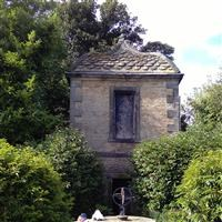 Gazebo at Brampton Manor, Old Hall Road, Brampton - Chesterfield