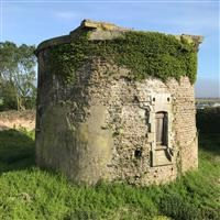 Martello Tower No. 28, Rye Harbour, Icklesham - Rother