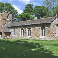 Church of St John the Baptist, Little Stretton - Harborough