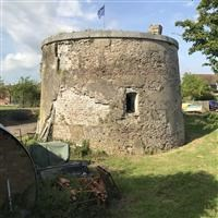 Martello Tower No. 30, Winchelsea Road, Rye - Rother