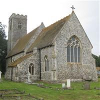 Church of St Mary, Low Road, Forncett - South Norfolk