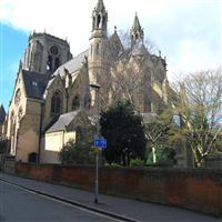 Roman Catholic Church of the Holy Name of Jesus, Oxford Road, Chorlton on Medlock - Manchester