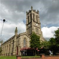 Church of St Mark, Broad Street, Stoke-on-Trent - Stoke-on-Trent, City of (UA)