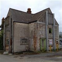 Old office block of Land Settlement Association, Mallard Road, Low Fulney, Spalding - South Holland
