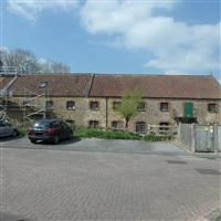Top mill building, Higher Flax Mills, Torbay Road, Castle Cary - South Somerset
