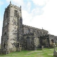 Church of St Michael and All Angels, War Hill, Longdendale