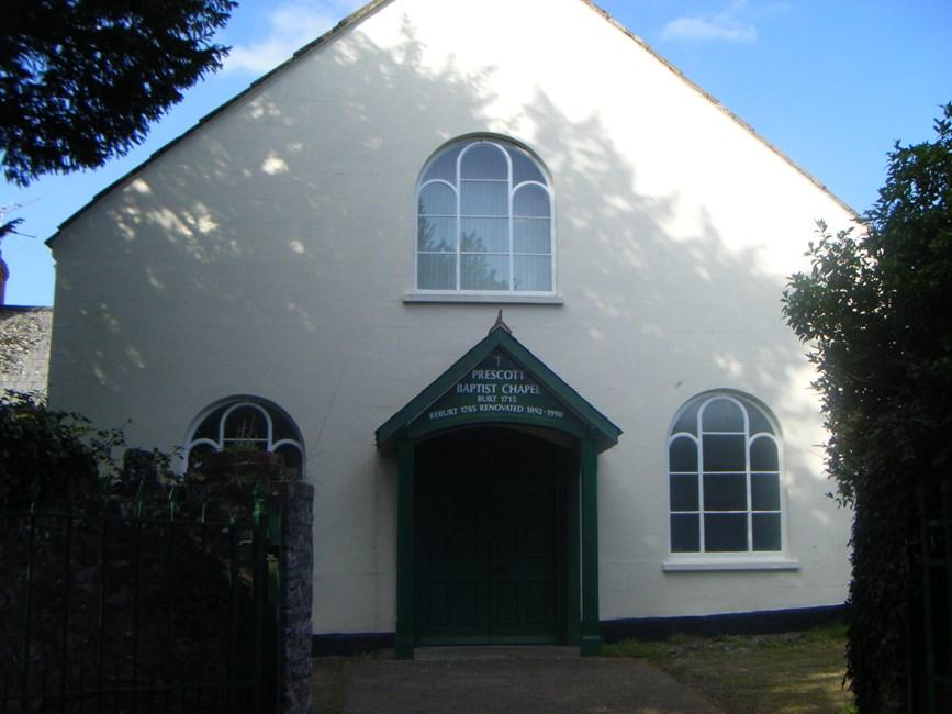 Prescott Baptist Chapel, Culmstock - Mid Devon