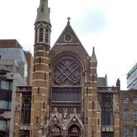 Church of the English Martyrs, Prescott Street, Stepney E1 - Tower Hamlets