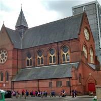 Church of St Chad, Dunloe Street, Hackney E2 - Hackney