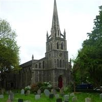 Church of St Peter and St Paul, The Green, Chingford E4 - Waltham Forest