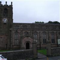 Church of St Peter, Church Street, Darwen - Blackburn with Darwen (UA)