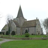 Parish Church of St Andrew, The Tye, Alfriston, Wealden - Wealden