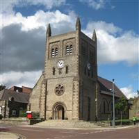 Christ Church, Church Street, Consett - County Durham (UA)
