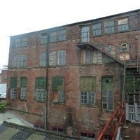 Beehive Works, Milton Street - Sheffield