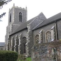 Church of St Peter, White Hart Street, Thetford - Breckland