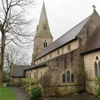 Church of St James, Roscow Avenue, Breightmet - Bolton